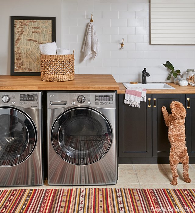 Laundry Room Design, Laundry Room Makeover, Rebecca Hay Designs